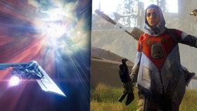 Osud všech online hráčů se nachází zde: Recenze Destiny 2
