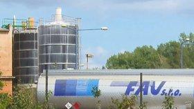Areál opavské firmy FAU (ilustrační foto)