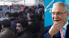 Znásilnění migranty prudce narostla, hlásal bavorský ministr. Popletl si čísla