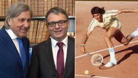 Česko bude coby honorární konzul v Rumunsku zastupovat tenisový bouřlivák Ilie Nastase.