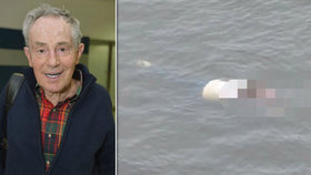 Otřesné záběry Třískova pádu z mostu: Bezvládně ležel na hladině dlouhé minuty