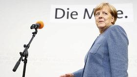 Dokázala to! Angela Merkelová vyhrála i čtvrté volby v řadě.