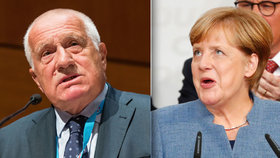 Václav Klaus označil AfD za démonizovanou a je rád, že ubrala procenta Merkelové.