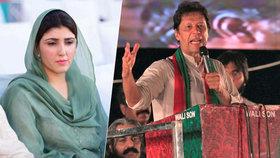 Politička Wazirová obvinila poslance Khana ze sexuálního obtěžování.