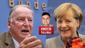 Komentář: Německo už má v parlamentu nácky. A hned chtějí stíhat Merkelovou