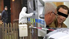 Oběť vraha z Doubice přežila náhodou: Martin Ch. ji odvezl, protože si myslel, že je mrtvá!