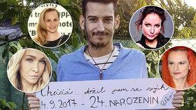 Frajer, který hledal lék na rakovinu v Peru, Petr Hübel (†24): Pláčou pro něj i celebrity!