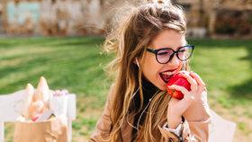 Jezte všechno, často a hlavně nehladovte! Jinak nezhubnete