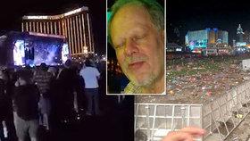 Při střelbě v Las Vegas zahynuly desítky lidí.