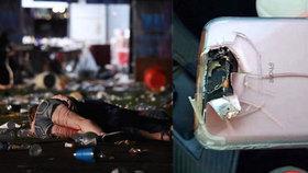 Ženě v Las Vegas zachránil život mobil! Zastavil kulku, kterou vypálil střelec