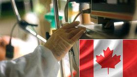 V Kanadě za jediný rok využilo eutanazii 2000 lidí. Většinou měli rakovinu