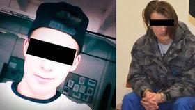 Vrah umyl nůž v Savu a šel spát! Táta ubodaného Dominika odhalil detaily synovy vraždy