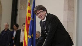 Zmatek ve Španělsku: Vyhlásilo Katalánsko nezávislost? Odpověď chce i Španělsko