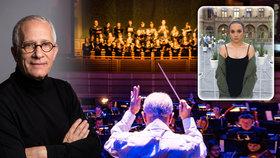 Na koncertu mistra filmové hudby J. N. Howarda zazpívá Česku Gabriela Heclová.