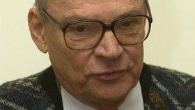 Historik a disident Milan Otáhal