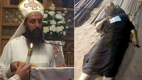V Káhiře ubodali křesťanského kněze.
