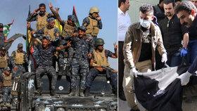 Kurdové si odhlasovali referendum, Irák jim za to sebral město i ropu. Trvalo mu to 40 minut