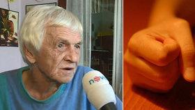 Žena (65) krutě týrala muže (69), se kterým žila: Mučila ho hlady, brala mu i důchod
