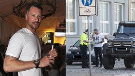 Moderátor Petr Vágner měl opletačky s policií! Kvůli autu za 6 milionů