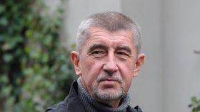 Andrej Babiš v Průhonicích zahájil vyjednávání krátce po volbách.