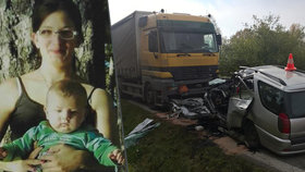 Z Martínka (3) se stal po nehodě sirotek: Mami už říká tetě!