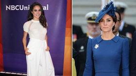 Vévodkyně Kate bude učit Harryho lásku Meghan! Odmítnout nelze