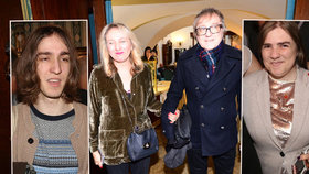 Žbirkova oslava 65. narozenin: Popřála mu rodina, ale… Nejstarší dcera chyběla!