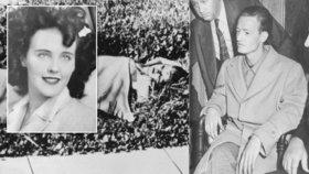 Policie po 70 letech vyšetřila vraždu mladé herečky: Kdo zabil Black Dahlii?