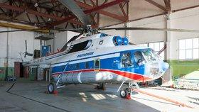 Ruský vrtulník se zřítil na Špicberkách. Na palubě bylo osm lidí