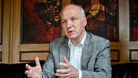 Exvyslanec a kandidát na prezidenta Pavel Fischer