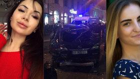 Dcera oligarchy zabila autem i krásnou Dianu (†22). Nehoda má už šestou oběť
