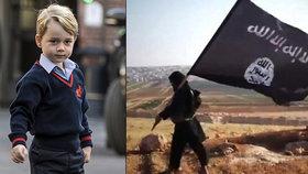 Strach o život prince George! ISIS hrozí útokem na jeho školu