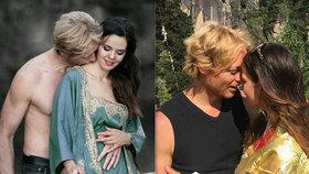 """Těhotná """"manželka"""" ženatého miliardáře Janečka: Kněžka extáze ukázala fotky jako důkaz"""
