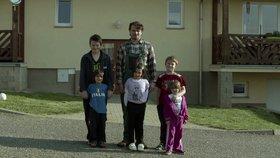 Dohra Mise nový domov s tátou pěti dětí: Trestní oznámení! Národ zatím pořádá sbírku