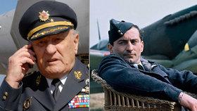Generál Škarvada, který byl předlohou pro Tmavomodrý svět, by se dožil 100 let: Ostrava to oslaví