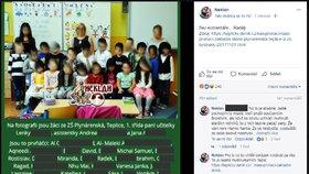 Prvňáčkům z Teplic hrozili smrtí: Bála jsem se posílat děti do školy, říká maminka