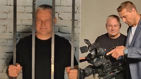 Jiří Kajínek (56) tvrdí: Okrádal jsem komunisty a zlato tavil v Německu!