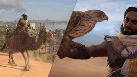 Assassin's Creed Origins recenze: Dobrodružství z Egypta je nejlepším dílem za poslední roky