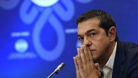 Řečtí důchodci a nezaměstnaní dostanou vánoční prémii. Od Tsiprase už podruhé