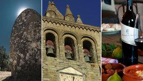 Všechny chutě Portugalska vyzkoušíte v Alentejo