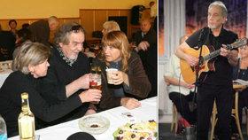 Wabiho Daňka (†70) léta ničil alkohol: Vypil flašku tvrdého denně!
