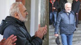Smutný den Zdeňka Svěráka: V jeden den pohřbil Wabiho Daňka (†70) i kamaráda z mládí!