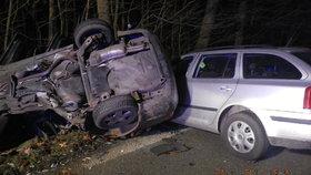 V listopadu zemřelo na silnicích 45 lidí. O 8 víc než před rokem