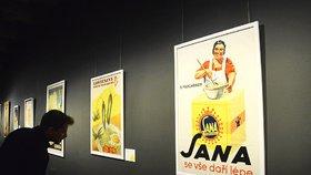 Do první republiky i za železnou oponu: Američan v Praze založil Muzeum českého plakátu