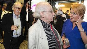 Juraj Herz je doma z nemocnice: Jako první se mu ozvala Havlová