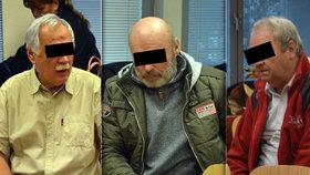 Tři senioři unesli mladou maminku, ta má dodnes následky: Mužům hrozí 12 let, půjdou ale vůbec do vězení?