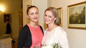 Bývalá miss Žídková ukázala krásnou dceru! Jsou skoro jako sestry