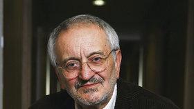 Milan Lasica opět v nemocnici: Operovali ho na onkologii!