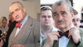 Nejstarší poslanec Schwarzenberg pro Blesk: Osmdesátiny? Je to blbé, čeká mě operace