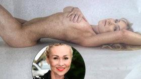 Kateřina Kaira Hrachovcová: Vystavila se úplně nahá! Tělo je můj domov!